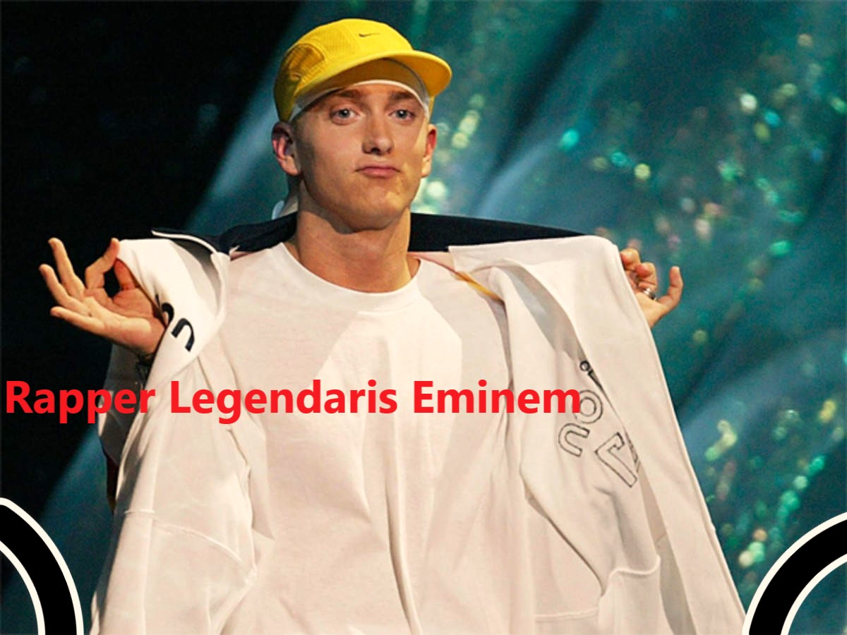 Rapper Legendaris Eminem